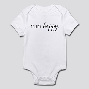 Run Happy Infant Creeper