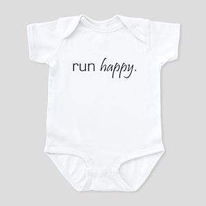 Run Happy Infant Creeper