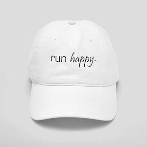 Run Happy Cap
