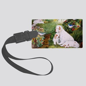 P1 Large Luggage Tag