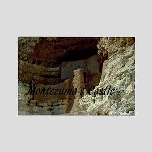 Montezumas Castle-14x10 Rectangle Magnet