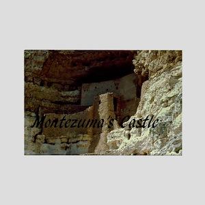 Montezumas Castle-18x12 Rectangle Magnet