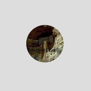 Montezumas Castle-20x16 Mini Button