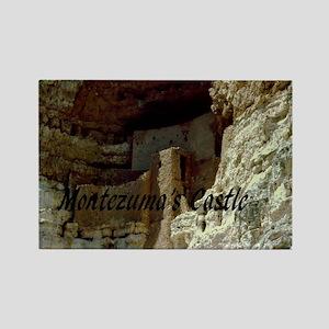 Montezumas Castle-20x16 Rectangle Magnet