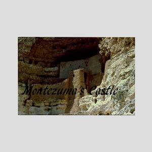 Montezumas Castle-35x23 Rectangle Magnet