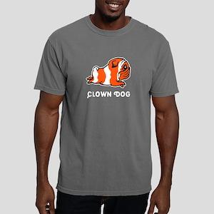 Clown Pug Mens Comfort Colors Shirt