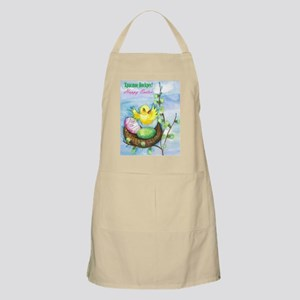 easter_yellowbird_bi Apron