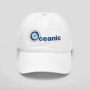 Oceanic Airlines Wht Cap