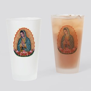Lady of Guadalupe T2 Drinking Glass