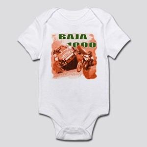 Baja 1000 Infant Bodysuit