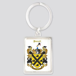 purcell_8x10_trans Portrait Keychain