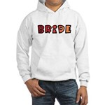 Sunset Bride Hooded Sweatshirt