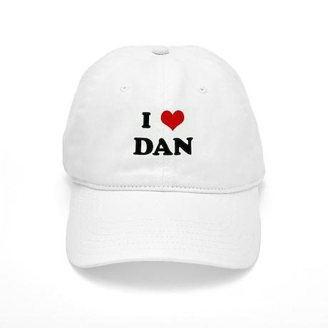 I Love DAN Cap