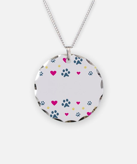 All My Kids Have Paws Necklace