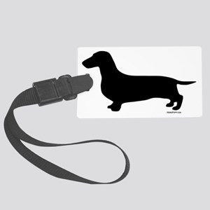 Doxie Large Luggage Tag