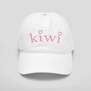 """""""Kiwi with Hearts"""" Cap"""
