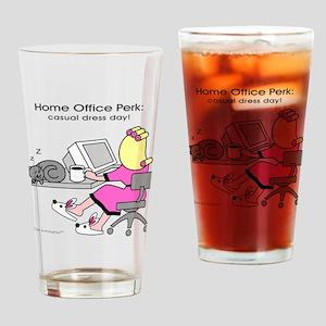avatar_homeoffice2 Drinking Glass