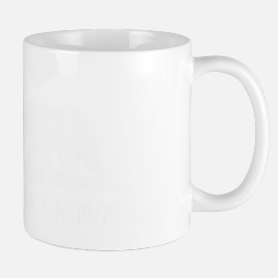 California_shirt_wh Mug