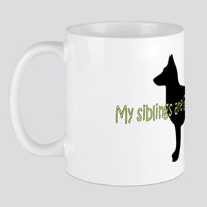 GSD_siblings Mug