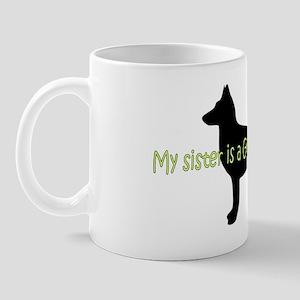 GSD_sister Mug