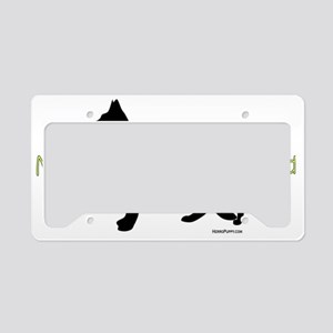 GSD_brother License Plate Holder