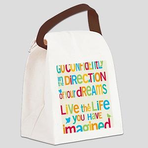 Dreams_16x20_Blank_HI Canvas Lunch Bag