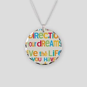 Dreams_16x20_Blank_HI Necklace Circle Charm