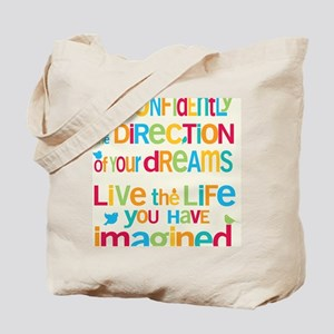Dreams_16x20_Blank_HI Tote Bag