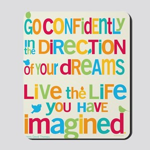 Dreams_16x20_Blank_HI Mousepad
