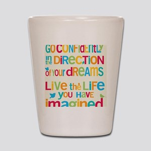 Dreams_16x20_Blank_HI Shot Glass