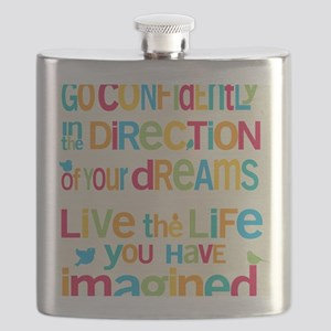 Dreams_16x20_Blank_HI Flask