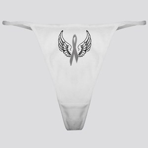 Angel Wings Cure Parkinsons Classic Thong