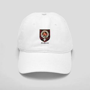 MacPherson Clan Crest Tartan Cap