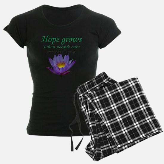 hope grows Pajamas