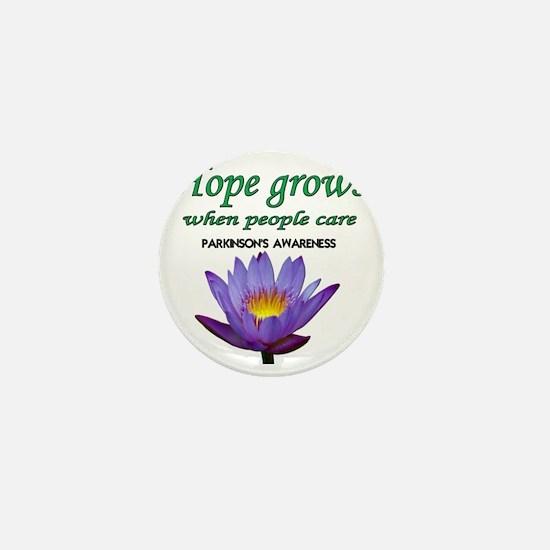 hope grows Mini Button