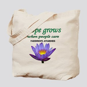 hope grows Tote Bag