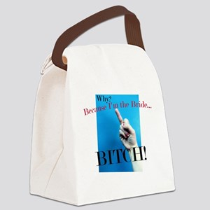 Cougar3 Canvas Lunch Bag