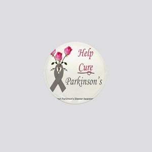 help cure diabetes Mini Button