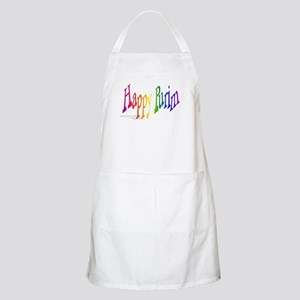 Happy Purim BBQ Apron
