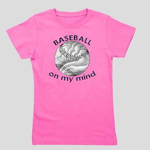 baseball Girl's Tee