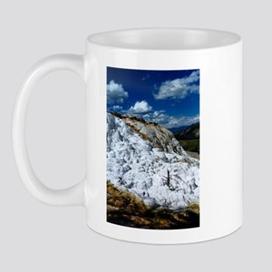 Mammoth Hot Springs Mug