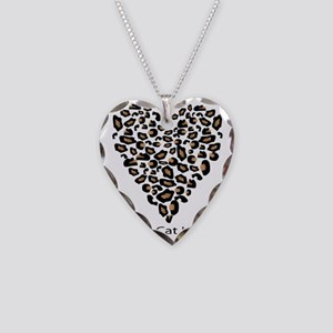 bengal-heart-exotic-cat-lover Necklace Heart Charm
