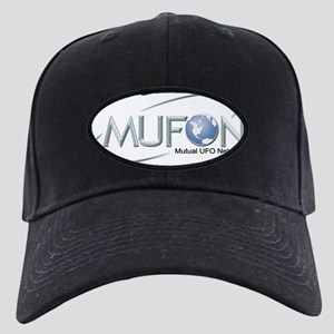 MUFON_Logo Black Cap