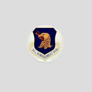 96th Bomb Wing Mini Button