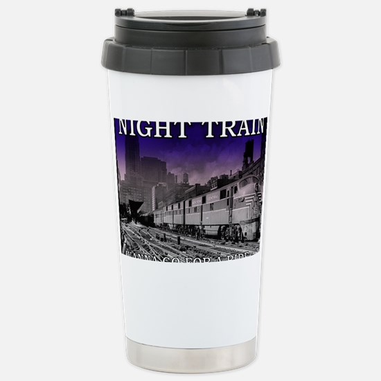 trainbest Stainless Steel Travel Mug