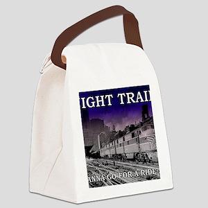 trainbest Canvas Lunch Bag