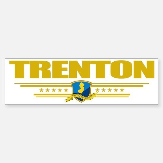 Trenton (Flag 10) pocket Sticker (Bumper)