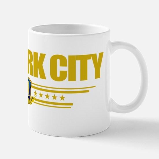 New York City (Flag 10) pocket Mug