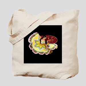 quinceanera_sunflower_black_notext_CP Tote Bag