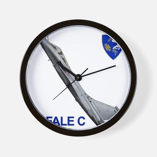 ESCADRON_rafale_france Wall Clock
